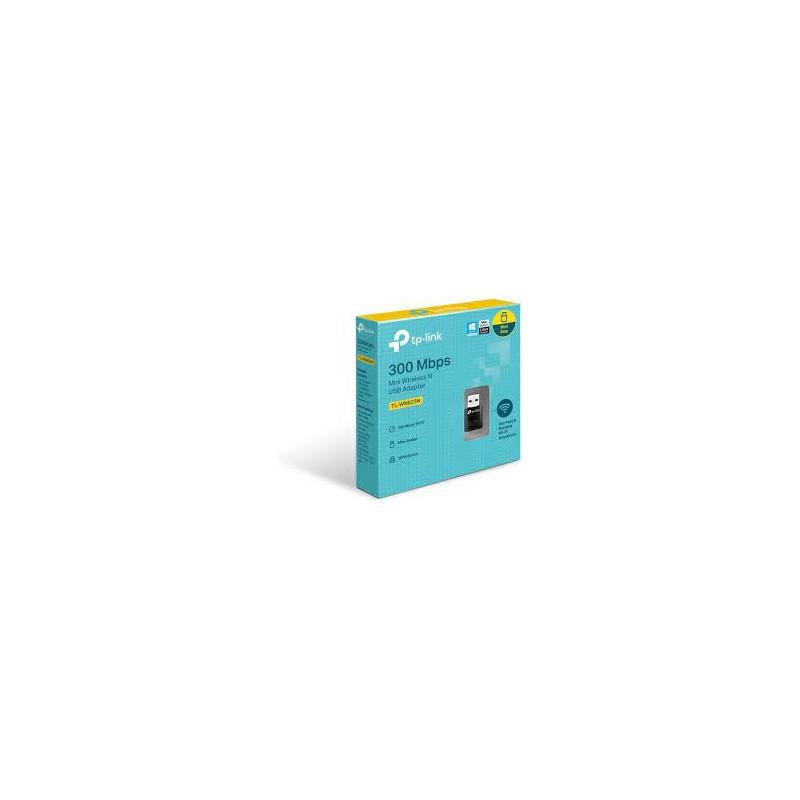 TP-Link TL-WN823N - Clé USB Wifi N300